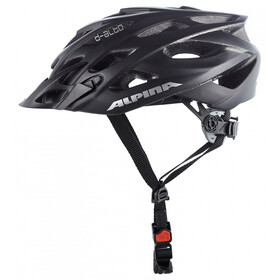 Alpina D-Alto L.E. Helmet black matt